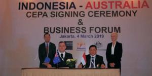 Indonesia – Australia Sepakat Teken Perjanjian Perdagangan Bebas