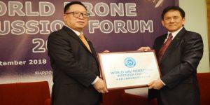 Federasi Drone Internasional Resmi Dirikan Cabang di Negara Indonesia